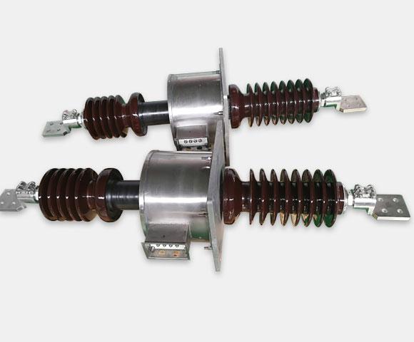 35kV带电流互感器型瓷套管