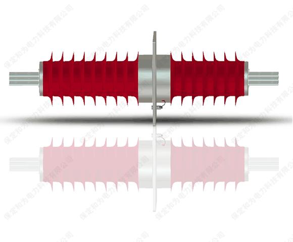 40.5kV大电流干式复合电容型穿墙套管