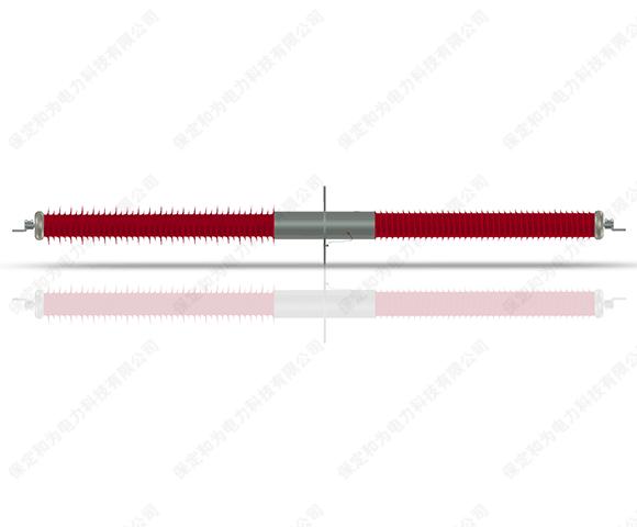 252kV干式复合电容型穿墙套管