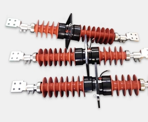 24kV复合电容型穿墙套管