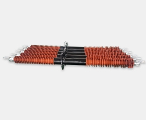 四川110kV复合电容型穿墙套管