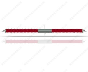 四川252kV干式复合电容型穿墙套管